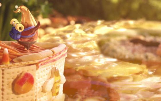 Making Of BeeTrue Honey 3D