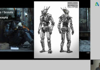Maya and Shotgun VFX for Chappie