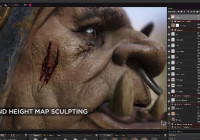 Substance Painter 1.6 – 3D Painting