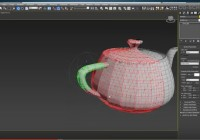 3ds Max Tutorial-Pixels Effects