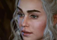Makingof Khaleesi Realtime character