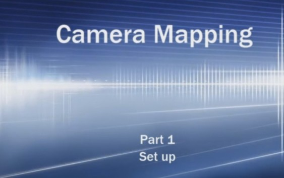 Camera Mapping: Landscape in 3ds max