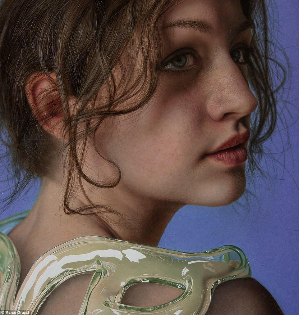 hyper realistice -woman-3