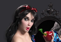 Makingof Realistic CG girl -Snow white