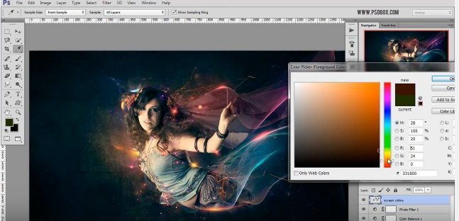 photoshop light12