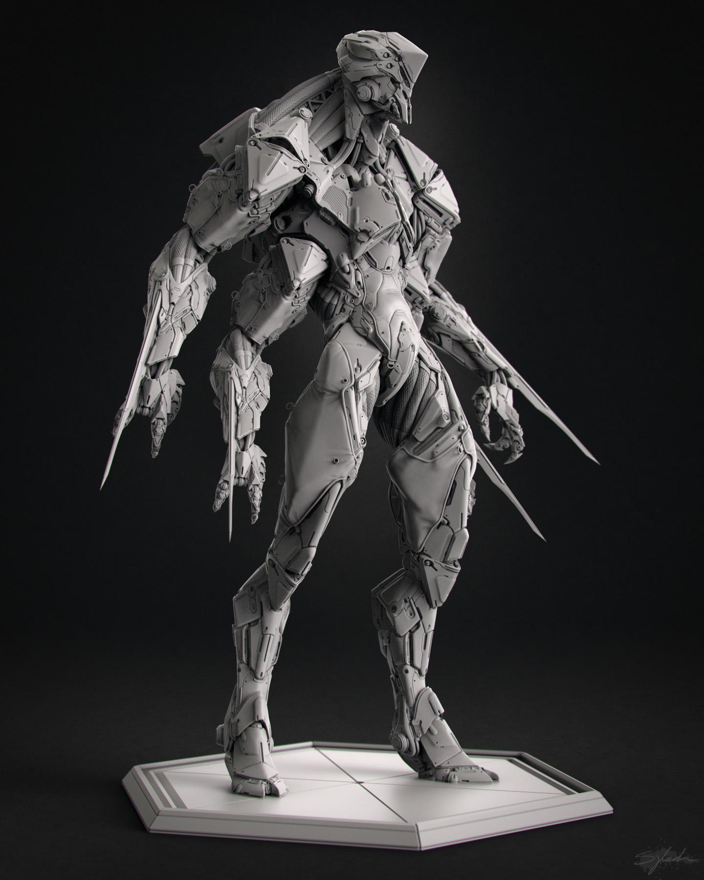 waspsculpt
