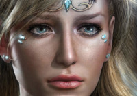 World Top- 10 Hyper -realistic 3d Female models
