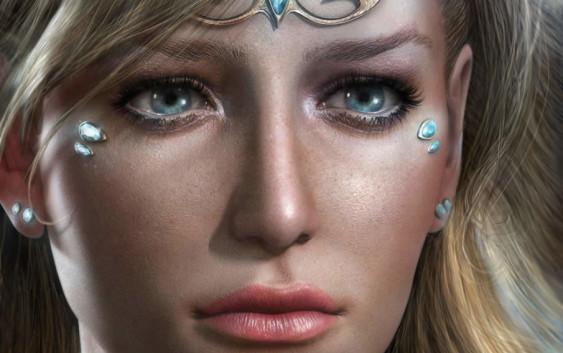 World Top- 10 Hyper -realistic 3d Female models