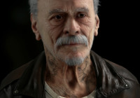 Makingof Realistic Portait with Zbrush