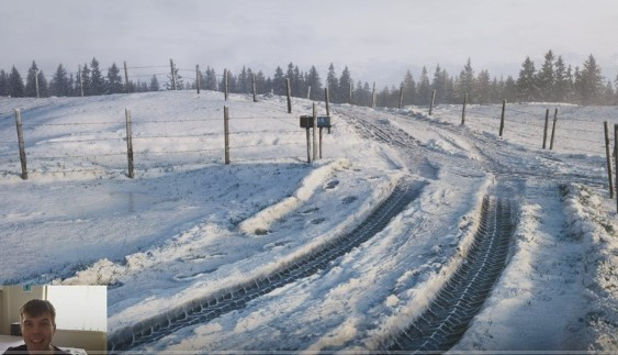 How to make realistic Snow in Blender