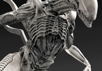 How to Sculpt a Alien In Zbrush