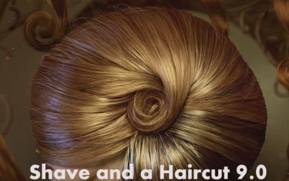 """Shave and a Haircut 9 0 for Autodesk Maya"""" by Joe Alter"""