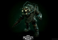 Makingof Bioshock – Big Daddy