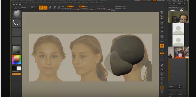 head modeling12