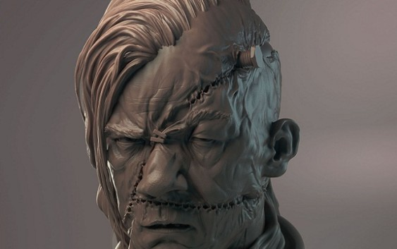 How to Sculpt A 3d model in Zbrush