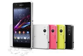 sonysmart phone