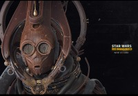 STAR WARS REIMAGINED: african totem C3PO With Zbrush