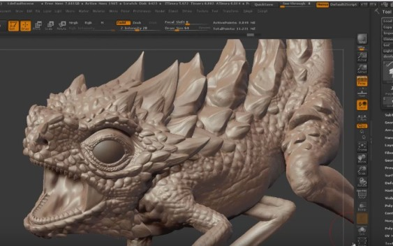 zbrushlearn
