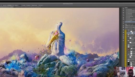 Photoshop Compositing tutorial
