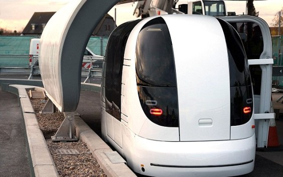 Pod Taxis  Technology start In India