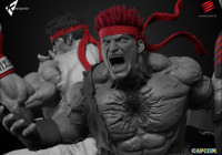 Makingof 3d realistic models -The beast unleashed