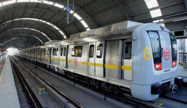 Driverless Metro to start in India