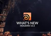 SideFX Releases Houdini 15.5