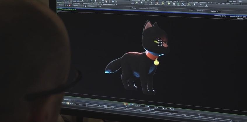 houndini animation-3