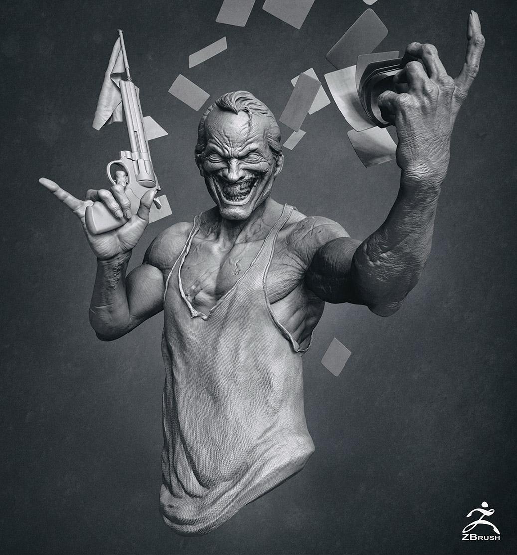joker- model --1