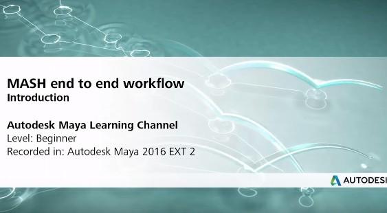 maya- workflow