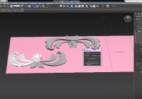 How to model  Complex Carvings And Shapes in 3ds max
