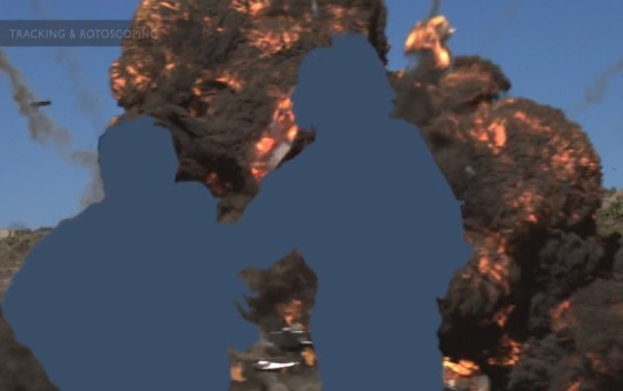 Plane Explosion Vfx