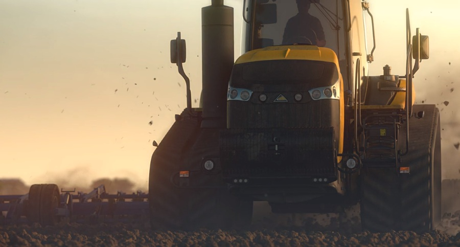 Farming Simulator VFX Breakdown-2