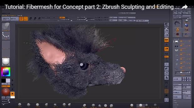 zbrush fibermesh-1