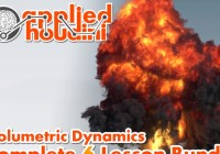 Applied Houdini – Complete Volumetric Dynamics Bundle