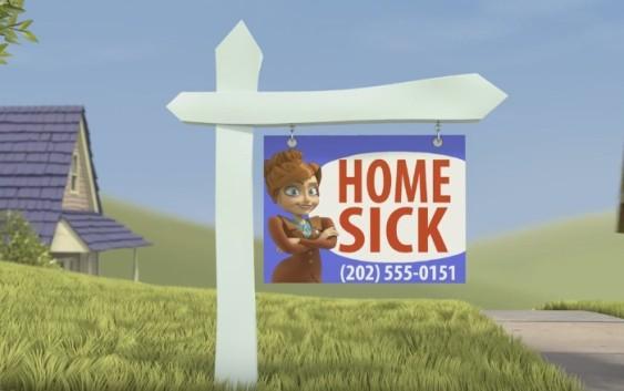 homesick short film
