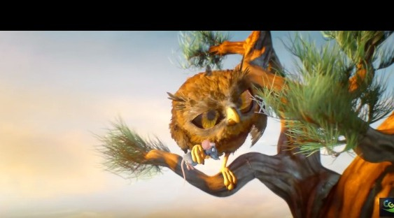 owlmost animated short film1