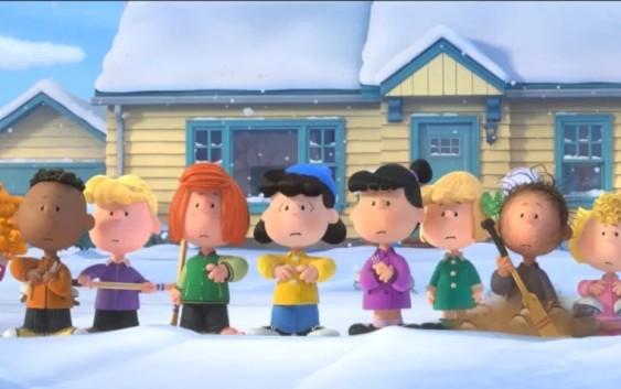 The Peanuts Movie Showreel