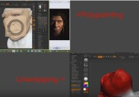 Zbrush Rendering and Sculpting Tutorial