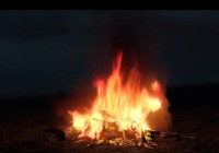 Houdini – Campfire Simulation + Breakdown