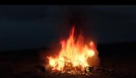 Houdini – Campfire Simulation + Breakdown