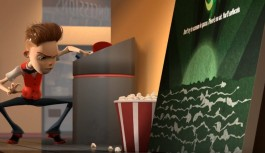 """3D Animated Short Film """"Candy Contraband"""" By Hannah Fishbough"""
