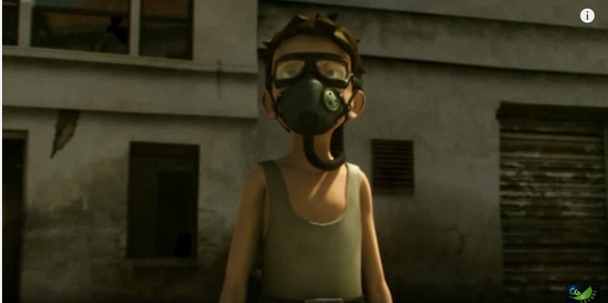 replay 3d animated short film
