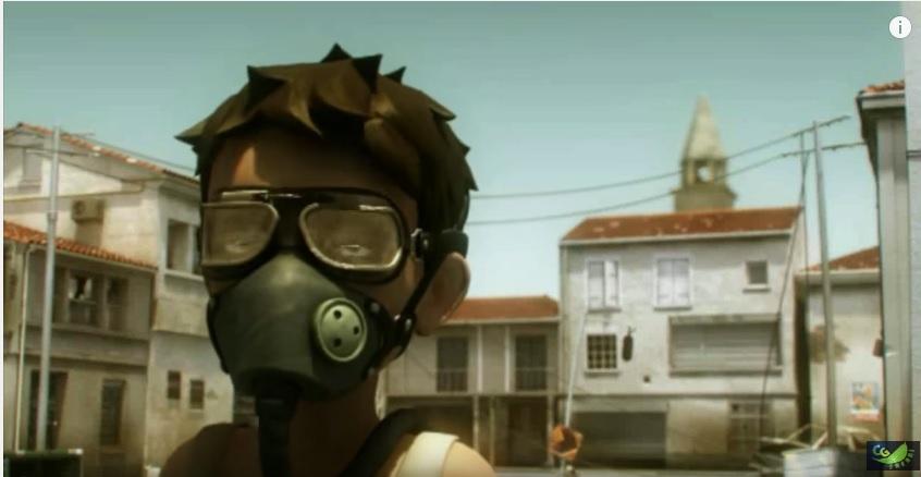 replay animated short film