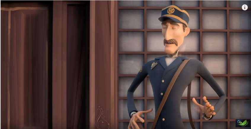 the post office animated short film