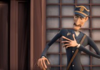 "Award Winning CGI 3D Animated Cartoon Movie "" The post office"" BY Michelle Galvante"