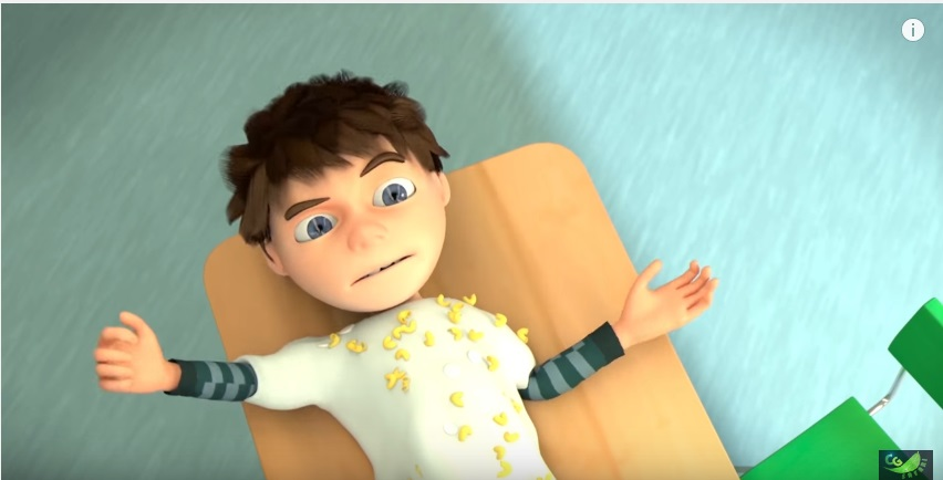 too much glue animated short films