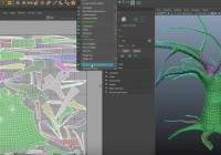 Maya 2017 Update 3 – UV Editing Improvements Tutorial