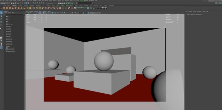 redshift 2 maya tutorial