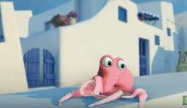 """Oktapodi "" Oscar 2009 Animated Short Film"